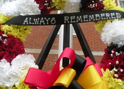 Always Remembered MD Wreath Image