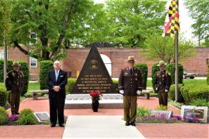MSP Memorial Walk Image