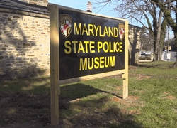 MSP Museum Sign Image