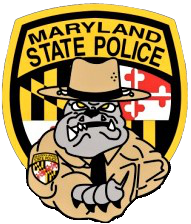 MSP Road Dog with Shield Image